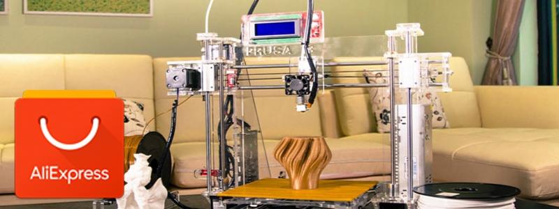 Как и где купить дешевые 3D-принтеры в Алиэкспресс?